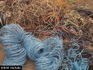 #1 Insulated Copper wire - Click to enlarge